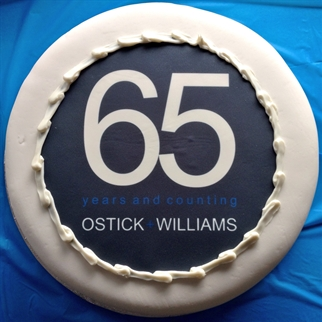 Ostick + Williams 65 years