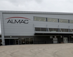 Almac Launch