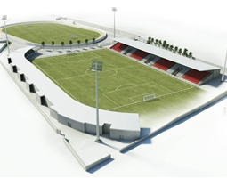 Brandywell stadium londonderry derry leisure architects