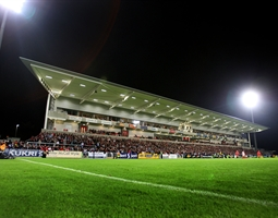 Ravenhill Ulster Rugby Architects