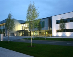 belfast metropolitan college e3 facility architect education bmc