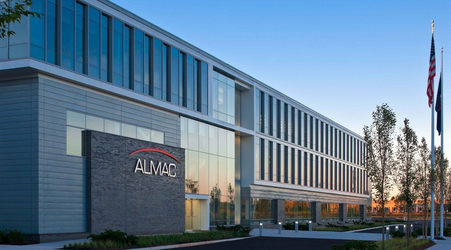 Almac Group USA headquarters Architects