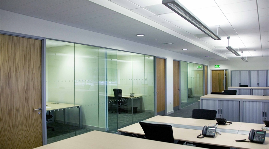 Projects Almac Administration Offices