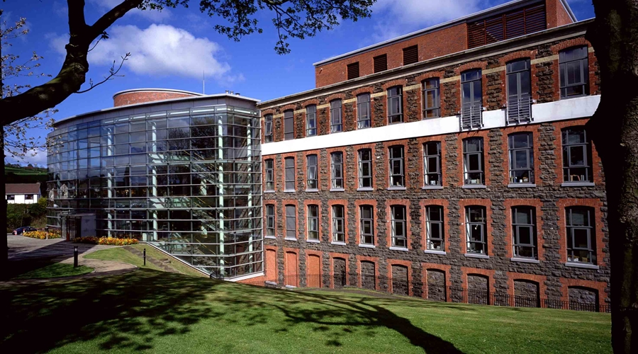 Mossley Mill Council Offices